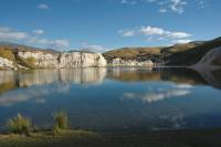 Blue Lake, St Bathans |  <i>Bob Lahti</i>