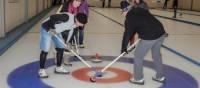 Curling, Naseby | Bob Lahti