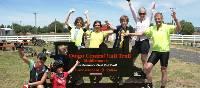Families enjoying the Otago Rail Trail Adventure | Gesine Cheung