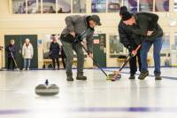 The sport of Curling in Naseby |  <i>Lachlan Gardiner</i>