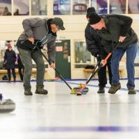 The sport of Curling in Naseby | Lachlan Gardiner