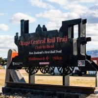 Otago Central Rail Trail Start   Lachlan Gardiner