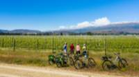 Checking out the vineyards on the Otago Central Rail Trail |  <i>Lachlan Gardiner</i>