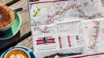 Start your Otago Central Rail Trail Trip with breakfast and great coffee! | Lachlan Gardiner