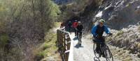 Cycling on the Queenstown Trail Network