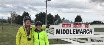 Sarah and Nick made it to Middlemarch | Nick Lambrechtsen